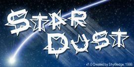 Font Star Dust